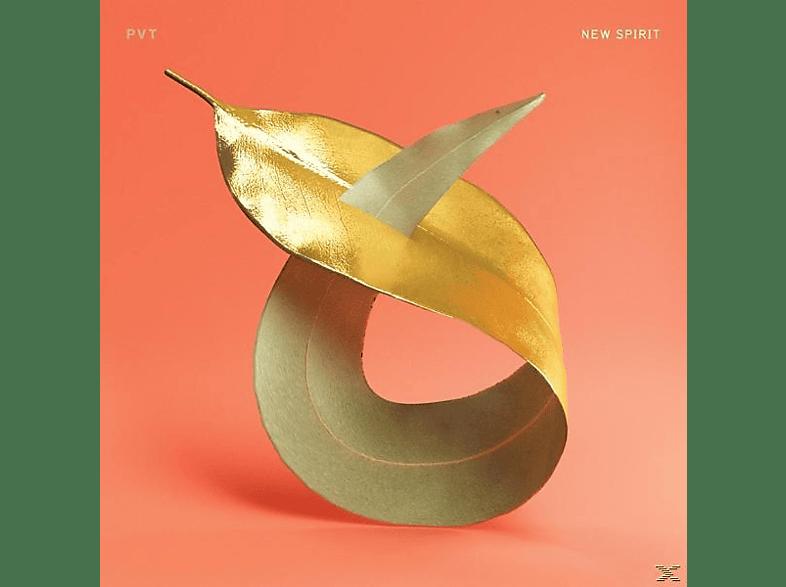 Pvt - New Spirit [CD]