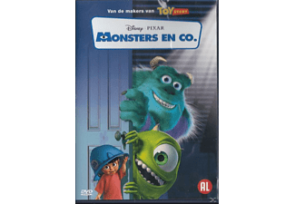 Monsters & Cie. - DVD