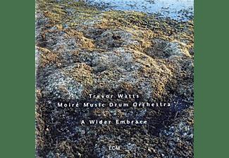 Trevor Watts - A WIDER EMBRACE  - (CD)