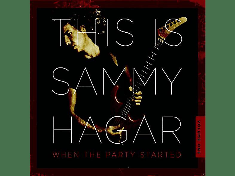 Sammy Hagar - This is Sammy Hagar: When The Party Started [CD]