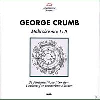 Emmy Henz-diémand - Makrokosmos I+II [CD]