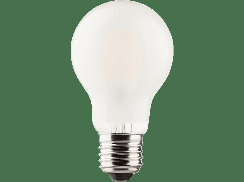 MÜLLER-LICHT 400178 LED Leuchtmittel E27 Warmweiß 6 Watt 810 Lumen