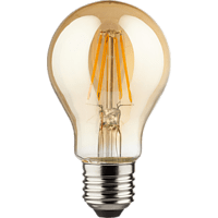 MÜLLER-LICHT 400175 LED Leuchtmittel E27 Gold 4 Watt 400 Lumen