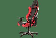 DXRACER Racing Gamingstuhl, Schwarz/Rot