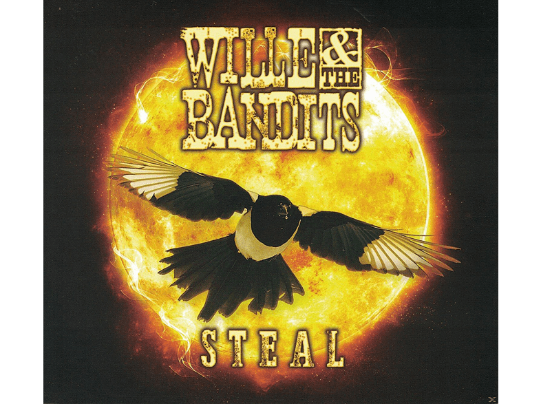 Willie & The Bandits - Steal [CD]