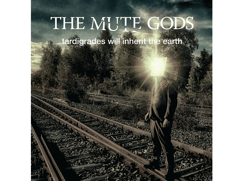 The Mute Gods - Tardigrades Will Inherit The Earth [CD]