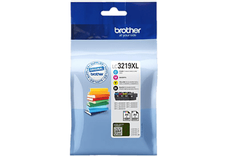 BROTHER LC-3219XL Noir - Cyan - Magenta - Jaune