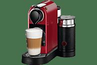 TURMIX Nespresso Kaffeemaschine CitiZ & Milk TX 275 Cherry Red