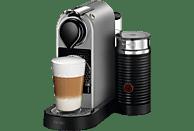 TURMIX Nespresso Kaffeemaschine CitiZ & Milk TX 275 Silber