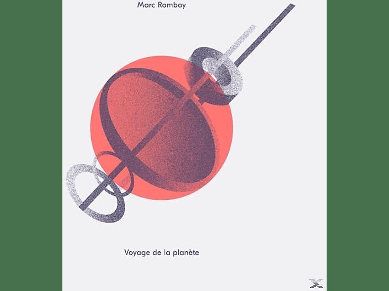 Marc Romboy - Voyage De La Planète [CD]