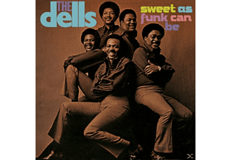 The Dells - Sweet As Funk Can Be  - (CD)
