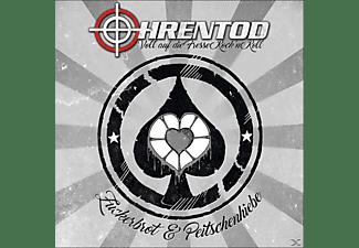 Ohrentod - Zuckerbrot & Peitschenhiebe  - (CD)