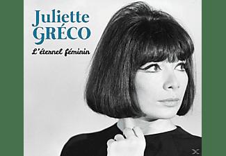 Greco Juliette - L'Eternel Feminin  - (CD)