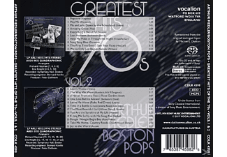 Arthur Fiedler - Greatest Hits Of The '70s Vols.1 & 2  - (SACD Hybrid)