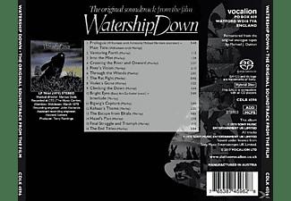Angela Morley - Watership Down-Film Soundtrack  - (SACD Hybrid)