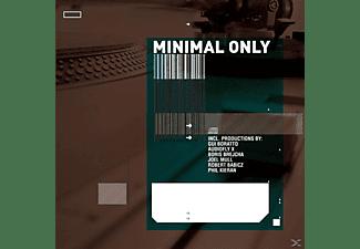 VARIOUS - Minimal Only  - (CD)