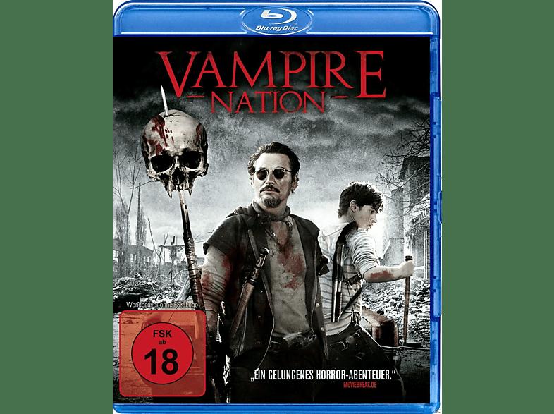 Vampire Nation [Blu-ray]