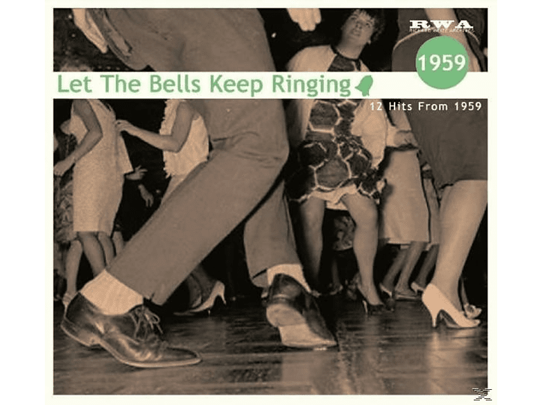 VARIOUS - Let The Bells Keep Ringing-1959 [CD]
