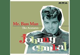 Johnny Cymbal - Mr Bass Man-TheAcetates  - (CD)
