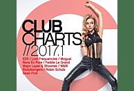 VARIOUS - Club Charts 2017.1 [CD]