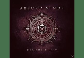 Absurd Minds - Tempus Fugit (2nd Edition)  - (CD)
