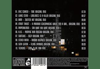 VARIOUS - Ulm Underground,Vol.3  - (CD)