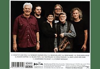 Uschi Brüning+engerling - Live  - (CD)
