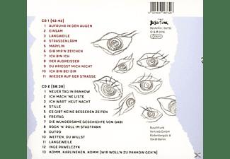 Pankow - Aufruhr in den Augen Reloaded  - (CD)