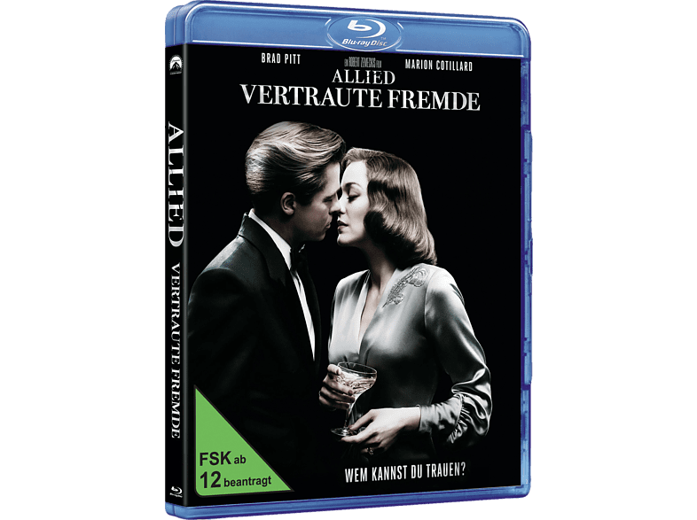 Allied – Vertraute Fremde [Blu-ray]