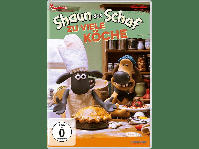 Shaun das Schaf - Zu viele Köche [DVD]