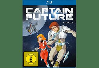 Captain Future Vol. 1 Blu-ray