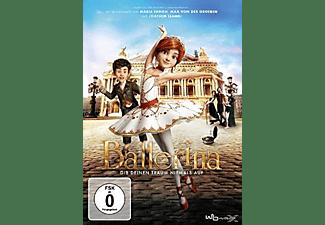 Ballerina - Gib deinen Traum niemals auf DVD