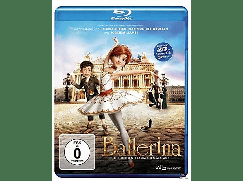 Ballerina - Gib deinen Traum niemals auf [3D Blu-ray (+2D)]