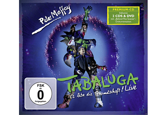 Peter Maffay - Tabaluga - Es lebe die Freundschaft Live (Exklusive Edition)  - (CD)