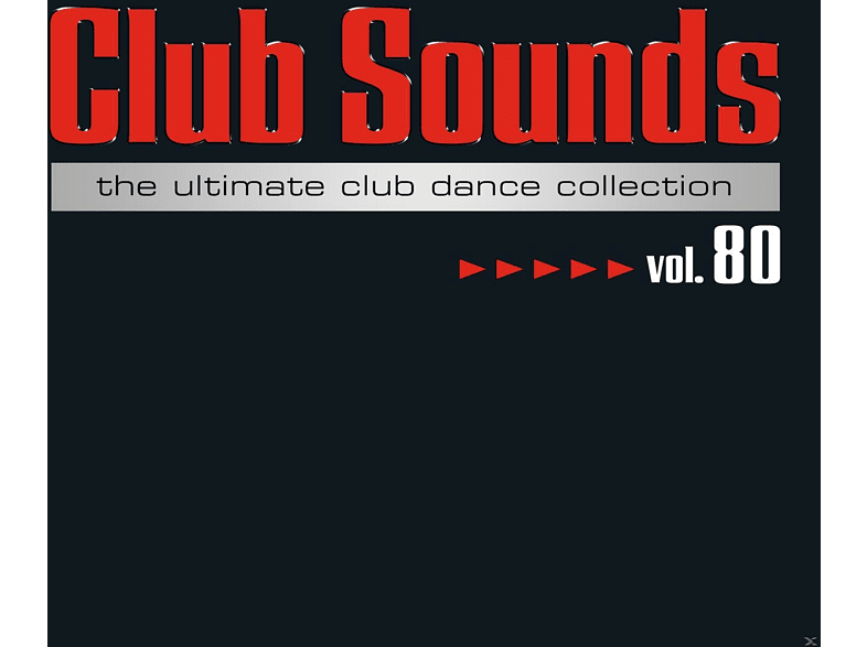 VARIOUS - Club Sounds,Vol.80 [CD]