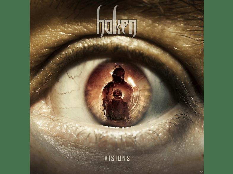 Haken - Visions (Re-issue 2017) [LP + Bonus-CD]