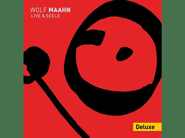 Wolf Maahn - Live Und Seele Deluxe [CD + DVD Video]