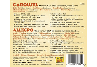 Joseph Littau - Carousel/Allegro  - (CD)