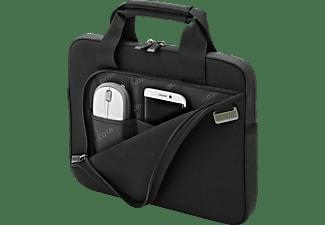 DICOTA D31181 Smart Skin Notebooktasche Sleeve für Universal Neopren, Schwarz