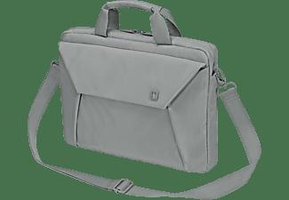 DICOTA D31211 Slim EDGE Notebooktasche Umhängetasche für Universal Polyester, Grau