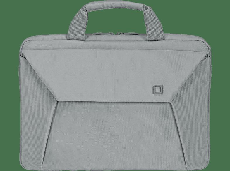 DICOTA D31210 Slim EDGE Notebooktasche, Umhängetasche, 11.6 Zoll, Grau