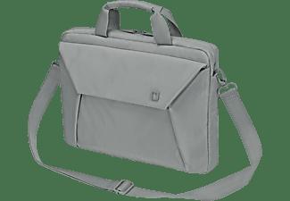 DICOTA D31210 Slim EDGE Notebooktasche Umhängetasche für Universal Polyester, Grau