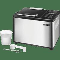 UNOLD 68125 Kompakt (Brotbackautomat, Edelstahl/Schwarz)