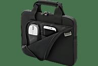 DICOTA D31178 Smart Skin Notebooktasche, Sleeve, 11.6 Zoll, Schwarz