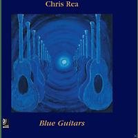 Blue Guitars - Chris Rea (11 CDs + 1 DVD + Buch)