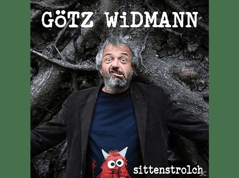 Götz Widmann - Sittenstrolch [CD]