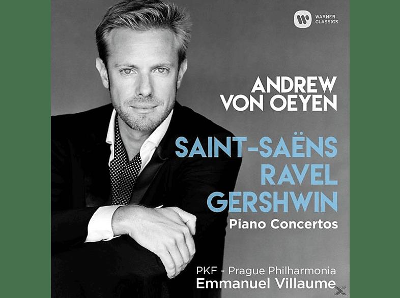 Andrew Von Oeyen - Klavierkonzerte [CD]