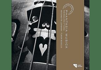 Antoinette Lohmann - Phantasia Musica  - (CD)