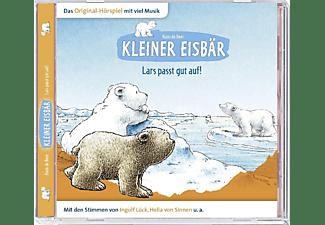 Kleiner Eisbär - Lars passt gut auf  - (CD)