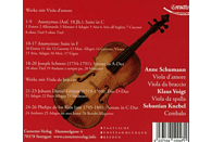 Schumann,Anne/Voigt,Klaus/Knebel,Sebastian - Werke Mit Viola D'Amore [CD]